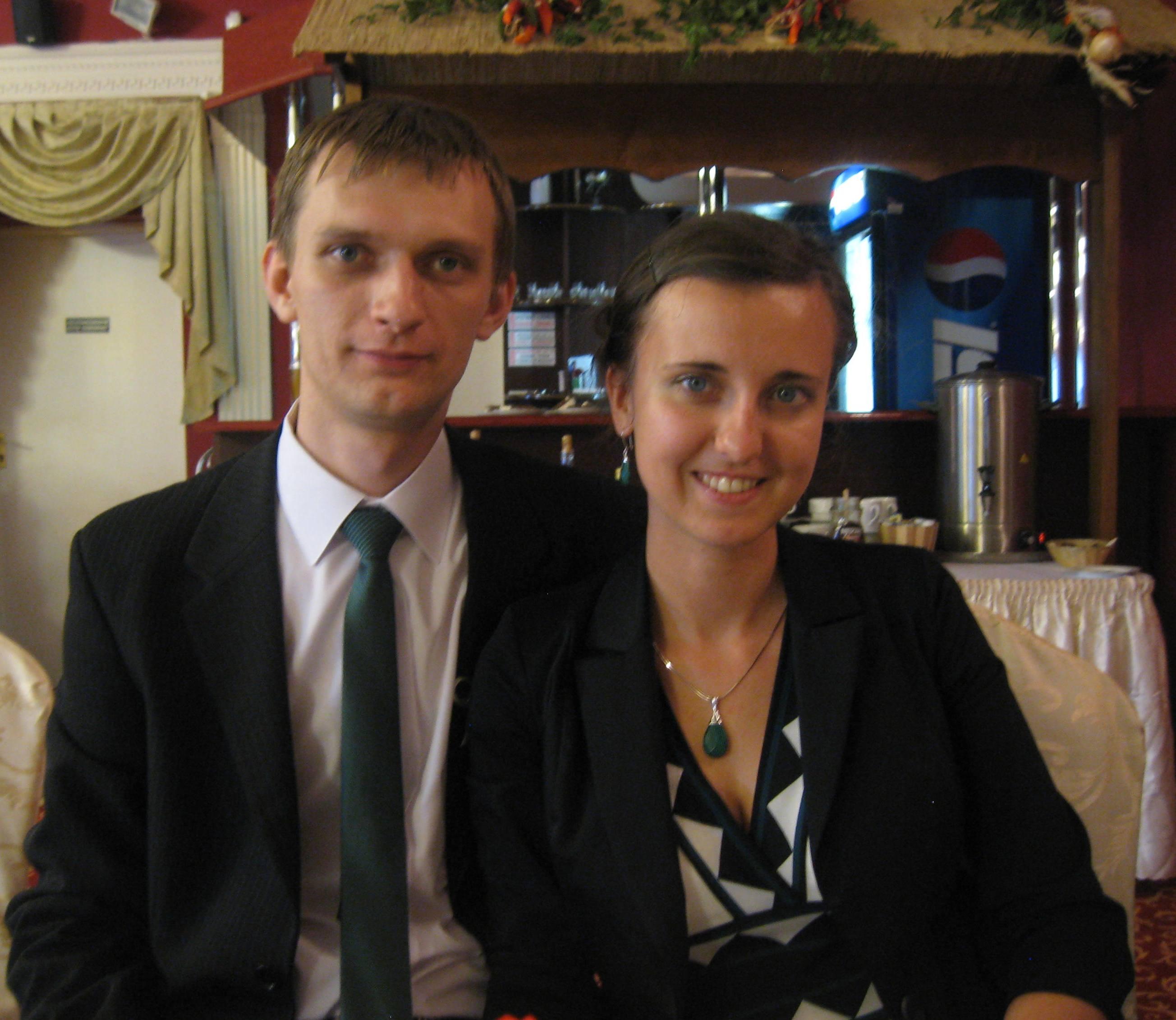 Kasia i Marcin