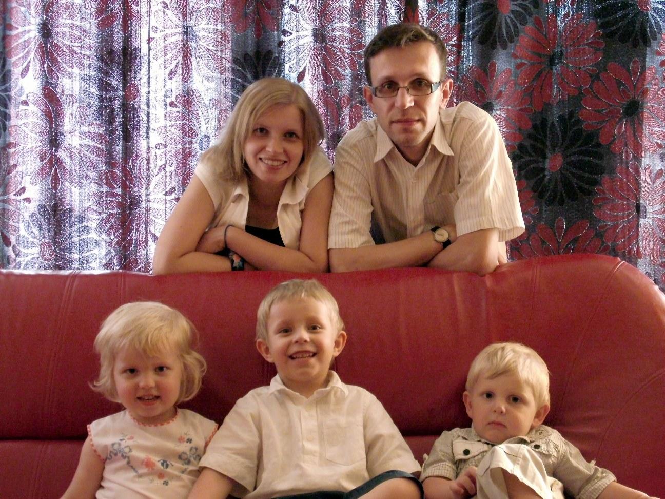 Rodzina Hapkow