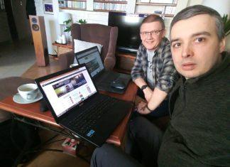 Andrzej Jaksim, Paweł Kaniuk, Administratorzy strony oazowej,