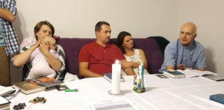 Spotkanie kręgu Domowego Kościoła