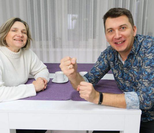 Eliza i Łukasz Szypulscy